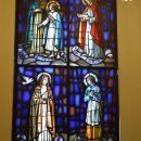 Le vetrate della Cappella