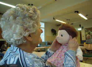 Doll teraphy alla Pasotti Cottinelli